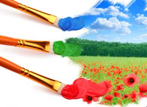 цветотерапия, цветотерапия в психологии, лечение цветотерапией