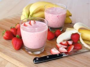 смузи, смузи рецепты, как приготовить смузи, банановый смузи