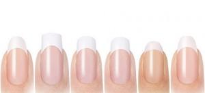 правильная форма ногтей, маникюр форма ногтей, как придать форму ногтям