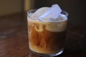 коктейль с кофе,рецепт коктейль с кофе, безалкогольный коктейли с кофе