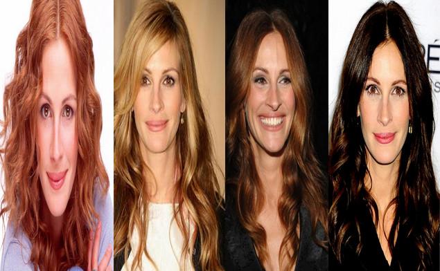 Как подобрать по фото цвет волос