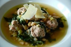 рецепт грузинского супа с фасолью