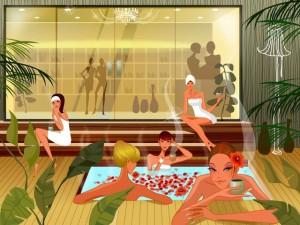 чем полезна баня