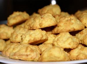 печенье с кокосовой с тружкой