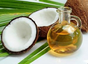 кокосовое масло применение, кокосовое масло польза