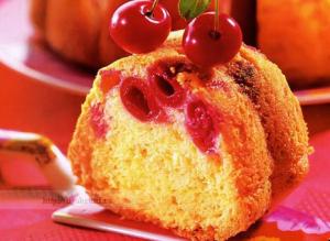 рецепт бисквитного кекса