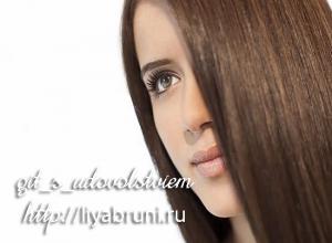 желатиновая маска для волос для ламинирования