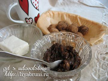 десерт из чернослива без сахара