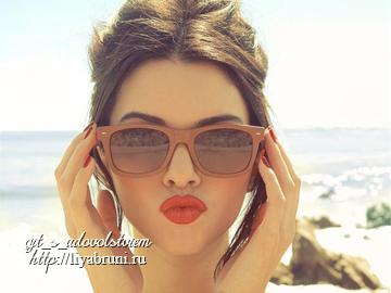 пляжный макияж