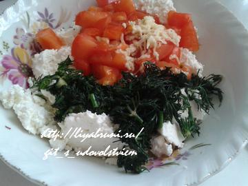 Каннеллони с творогом – кулинарный рецепт