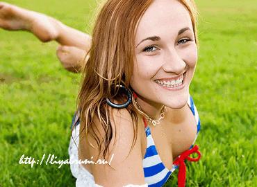 асимметричная улыбка