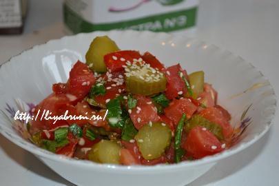рагу из помидоров
