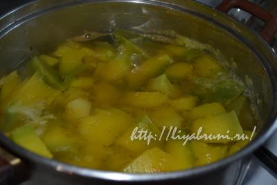 тыквенный суп-пюре рецепт