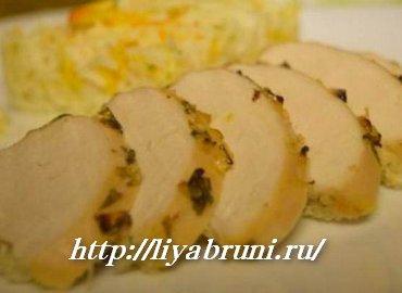Простой рецепт из куриной грудки с фото
